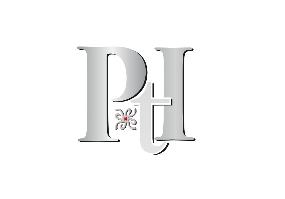 Абревиатура към лого Platinum Image