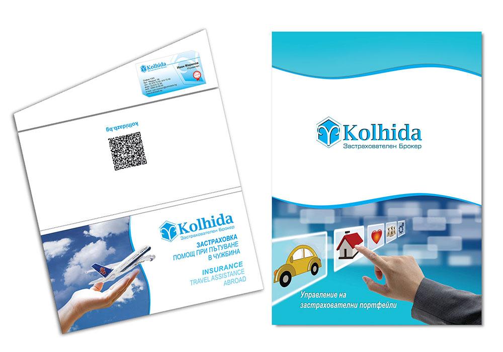 Папка и джоб Kolhida