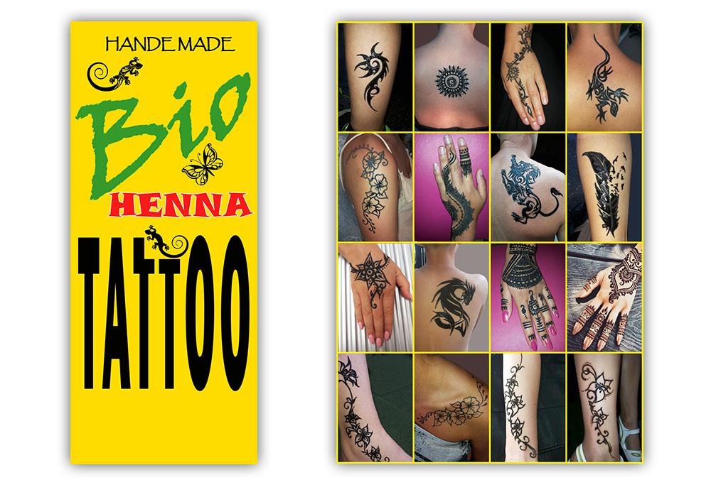 Постери Tattoo